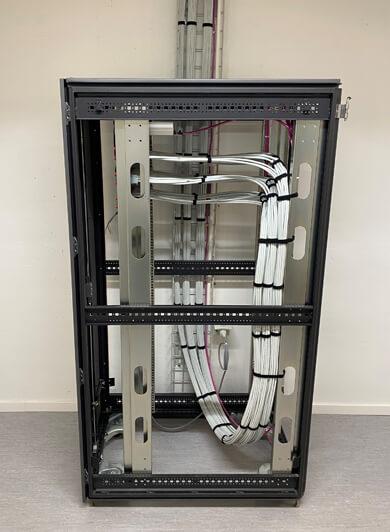 Installation d'un réseau informatique – Genève